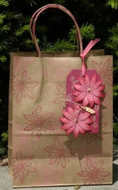 Mother's Day Hostess Gift by LindaKeal - Cards and Paper Crafts at Splitcoaststampers