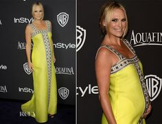 Molly Sims In Lisa Perry