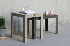 #2#3 Duo Limited Edition auxiliary table by @cuatrocuatros SHOP cuatrocuatros.bigcartel.com