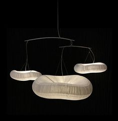 beautiful...Cloud Softlight Mobile by Molo Design - #designawards