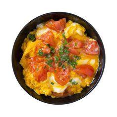 トマ玉丼の作り方・レシピ | 暮らし上手