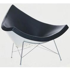 George Nelson - Coconut Chair 1955 http://danielmayfield.blogspot.com/2009/03/furniture-throughout-history.html