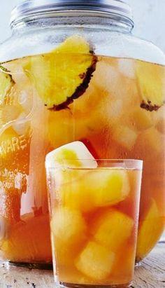 Trisha Yearwood's Pineapple Iced Tea