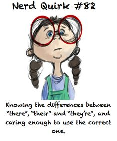 I wish everyone cared enough to know the difference and use the correct form!