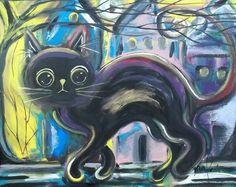 Black Cat by Loralai