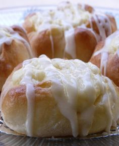 Simple Cream Cheese Danish from Food lush blog