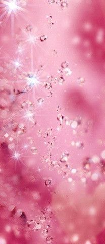 Sparkles and the color Pink