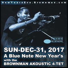 Upcoming Events – A Blue Note New Years 2017 – Caliban Arts Theatre