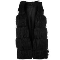 Rock & Rags Fur Gilet #party #christmas #outfit