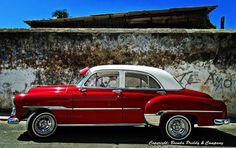 #classic @chevrolet on the streets of #Havana #Cuba.  @classicchevrolet #chevy #chevrolet #chrome #habana #cubanlife #cubanculture #cubanlifestyle #classicchevy #vintagecars #vintagechevy #carsofinstagram #carsofcuba #carsincuba #americancars #classicamericancars #cubantaxi #carart #ibrakeforcars #redcar by brendapriddy