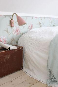 Fru fix och trix: Om att sova hemma....