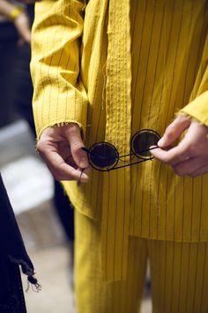 New from MYKITA / DAMIR DOMA: SIRU. The ultra-fine construction of sunglasses SIRU is the most delicate incarnation of the layered MYKITA / @damirdoma concept yet. mykitadamirdoma.com