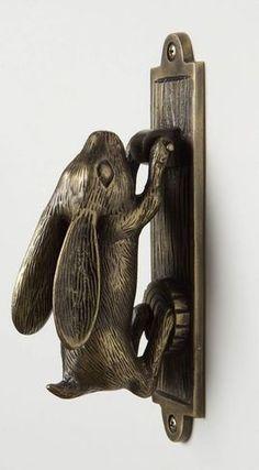 Cute Rabbit Door knob