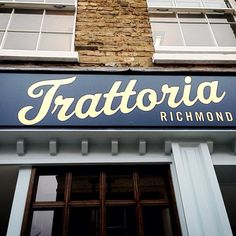 """@Jamie Wise's Italian UK's photo: """"#Handsup #Richmond! Not long to go till our stunning #JamiesTrattoria will be opening! Who's excited?"""""""