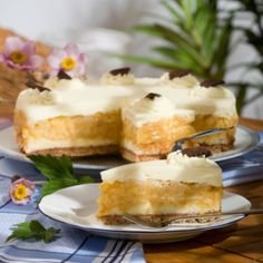 Anne Reiser aus Plettenberg Super Torte, Cake Bars, Sweet Cakes, Cakes And More, Yummy Cakes, No Bake Cake, Cupcake Cakes, Cupcakes, Sweet Recipes