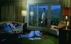 "Savor This: Gregory Crewdson's ""Dream House"" Photo Series Contemporary Photography, Fine Art Photography, Portrait Photography, Inspiring Photography, Night Photography, Narrative Photography, Cinematic Photography, Gregory Crewdson Photography, Art Corner"