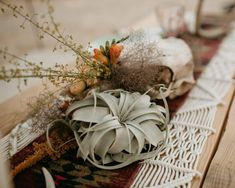 This Joshua Tree elopement inspiration was planned and photographed by Stafanie Keeler Photography and Kadi Tobin Photography.