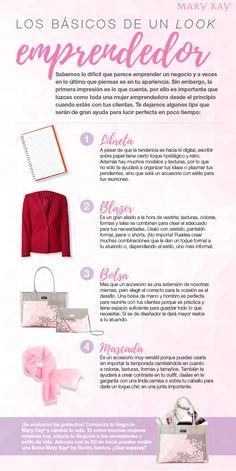 Los básicos de un look emprendedor