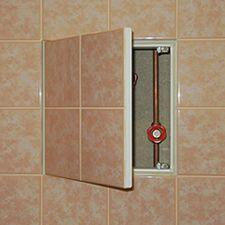 Access panel advice ceramic tile advice forums john for Bathroom access panel ideas