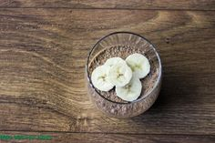 Make with your hands: Almond Chocolate Paleo Chia Pudding