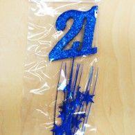 Spray Foam 21st Blue Spray $5.95 PD09036 Wholesale Party Supplies, Spray Foam, Printed Balloons, 21st Birthday, Tableware, Blue, Design, Decor, Decorating