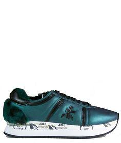 Shop Premiata White Scarpe  Sneaker Premiata White Conny 7aea87cda84