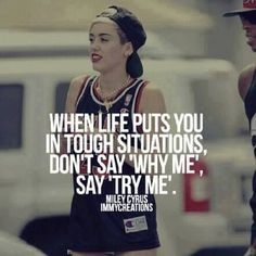 Miley Cyrus might be known for all the bad things she does.  But the girl loves her life.  She's doing something,  rather than half of teenagers just sitting on the couch and just judging her.  Miley does some stupid stuff,  but who cares,  it's her life.  And this quote.  This quote.. <3