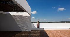 New concept of Hotel in Alentejo plain, Evora, Ecorkhotel & Spa Suites, Portugal