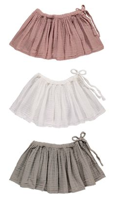 Cotton Crepe Tutu Skirt | Numero 74