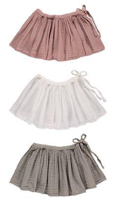 Cotton Crepe Tutu Skirt | Numero 74
