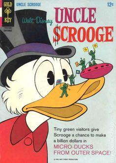 Uncle Scrooge #65