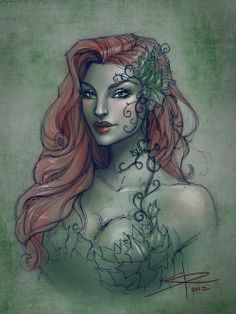 Poison Ivy by Sabinerich