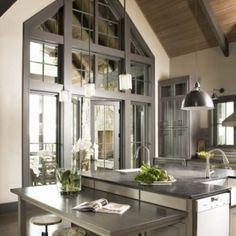 Concrete kitchen counters - $18+ per square foot for DYI | Cultivate.com