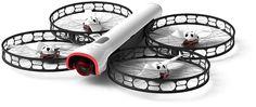 designovo fajnový dron, veľmi rýchlo a jednoducho pripraviteľný na lietanie, bral by som taký (no je to 800 Eur)