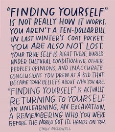 Finding yourself. Self worth and self love an self acceptance Frases Girl Boss, Girl Boss Quotes, The Words, Cool Words, Positive Quotes, Motivational Quotes, Inspirational Quotes, Pretty Words, Beautiful Words