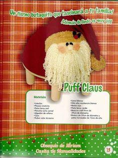 revistas de manualidades gratis Lana, Crochet Hats, Blog, Molde, Ideas, Small Bench, Plushies, Navidad, Easter