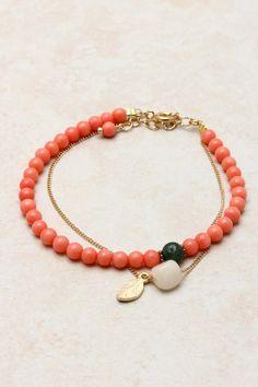 Sima Aventurine Charm Bracelet - bracelet inspiration