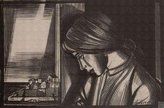 Wolves And Women, Printmaking, Modern Contemporary, Greek, Painters, Artwork, Woman, Work Of Art, Auguste Rodin Artwork