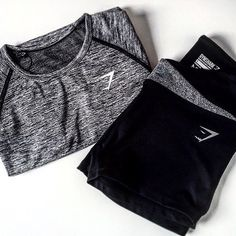 Charcoal is the new black  (@mf_wz)  Shop link in our bio.  #Gymsharkwoman…