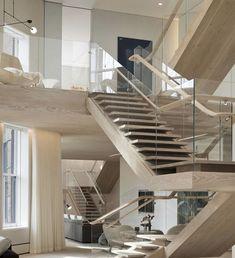 Dream House Interior, Dream Home Design, My Dream Home, Home Interior Design, Interior Architecture, House Design, Korean Bedroom, Dream Apartment, House Goals