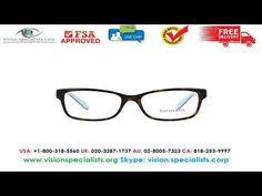 Tiffany TF2140 8134 Glasses Tiffany Eyeglasses, Coupon Codes, Make It Yourself, Youtube, Youtubers, Youtube Movies