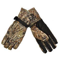 Drake Waterfowl LST Mossy Oak Duck Blind Refuge Gore-tex Glove