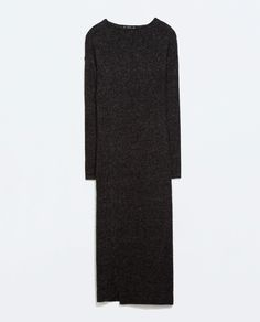 Image 6 of ASYMMETRIC KNITTED DRESS from Zara