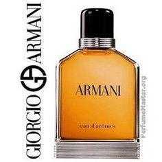 Latest Fragrance News Giorgio Armani Eau DAromes Fragrance - PerfumeMaster.org