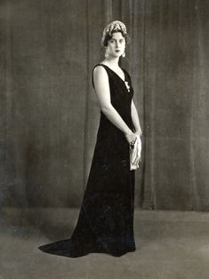 Princess Cecilie of Greece, Hereditary Grand Duchess of Hesse.