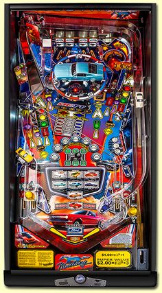 The Limited Edition playfield Years of Limited Edition Arcade Games, Pinball Games, Flipper Pinball, Video Game Machines, Mortal Kombat 2, Pinball Wizard, Classic Mustang, Retro Images, Guild Wars