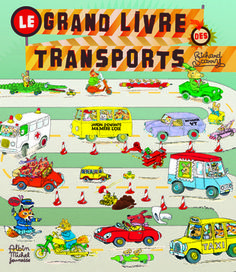 Le Grand Livre des transports - Cover image