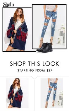 """Sheinside XVIII/9"" by minka-989 ❤ liked on Polyvore featuring Sheinside"