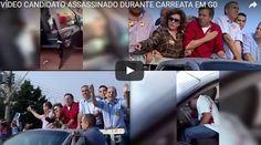 Galdino Saquarema 1ª Página: Tiroteio e morte durante carreata em Itumbiara Goi...