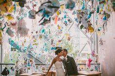 Culture-Chic San Diego Wedding